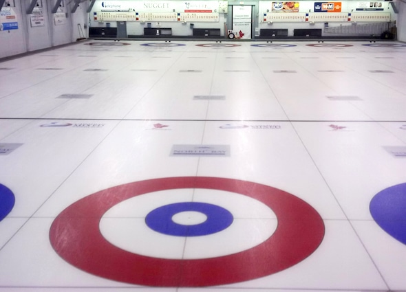 The ice at the North Bay Granite Club is ready for the Canadian Mixed Curling Championship, beginning Monday.