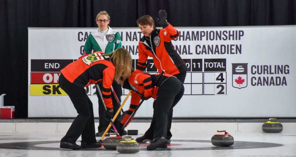 Travelers Curling Club Championship  Rules