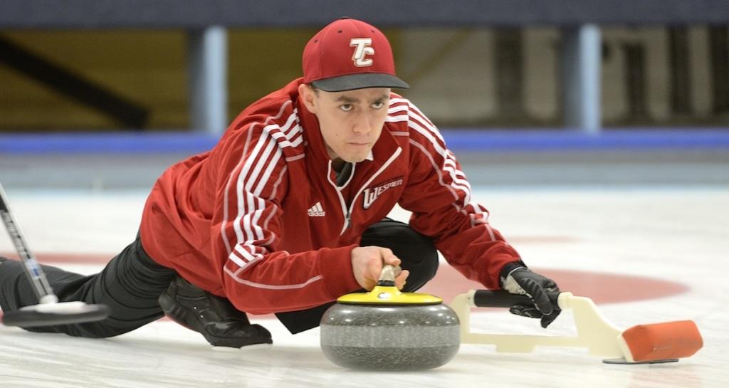 Kyle Doering, University of Winnipeg (Photo Adam Gagnon)