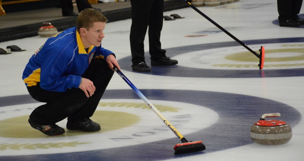Mick Lizmore (Curling Canada/Sonja DiMarco Photo)