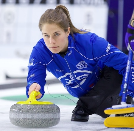 Anna Hasselborg's team is off to a hot start in the 2016-17 season. (Photo, Anil Mungal)