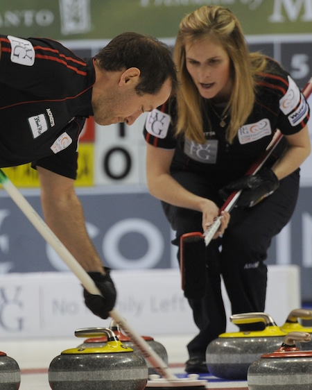 Canadian Mixed Doubles Ch'ship