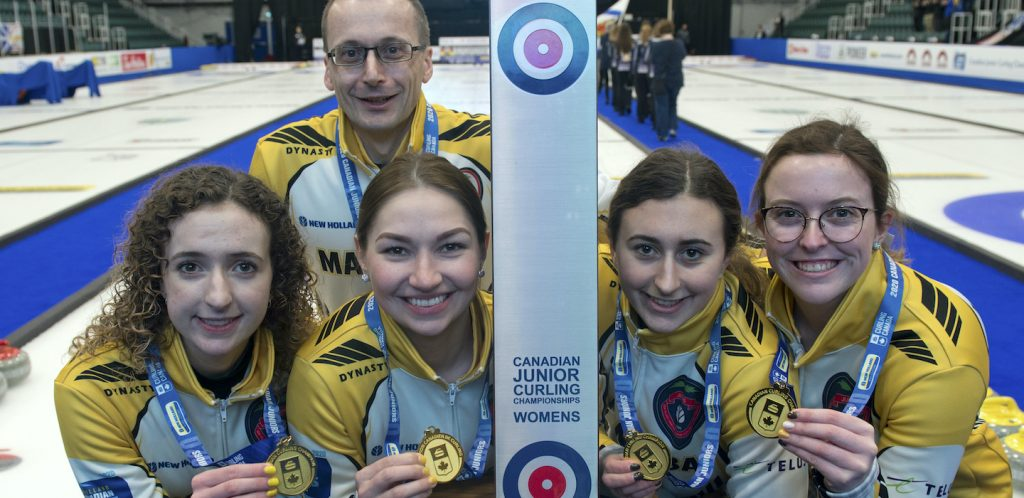2020 New Holland Canadian Juniors |   Three times a champ!