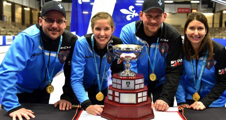 Perfect Quebec captures Canadian mixed curling championship – 2020 ...