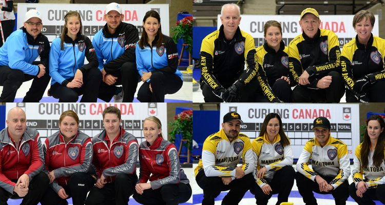 PLAYOFFS SET AT 2020 CANADIAN MIXED – 2020 Canadian Mixed Curling ...