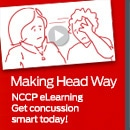 Click here for concussion smart learning module.