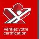 Vérifiez votre certification. Cliquez ici.