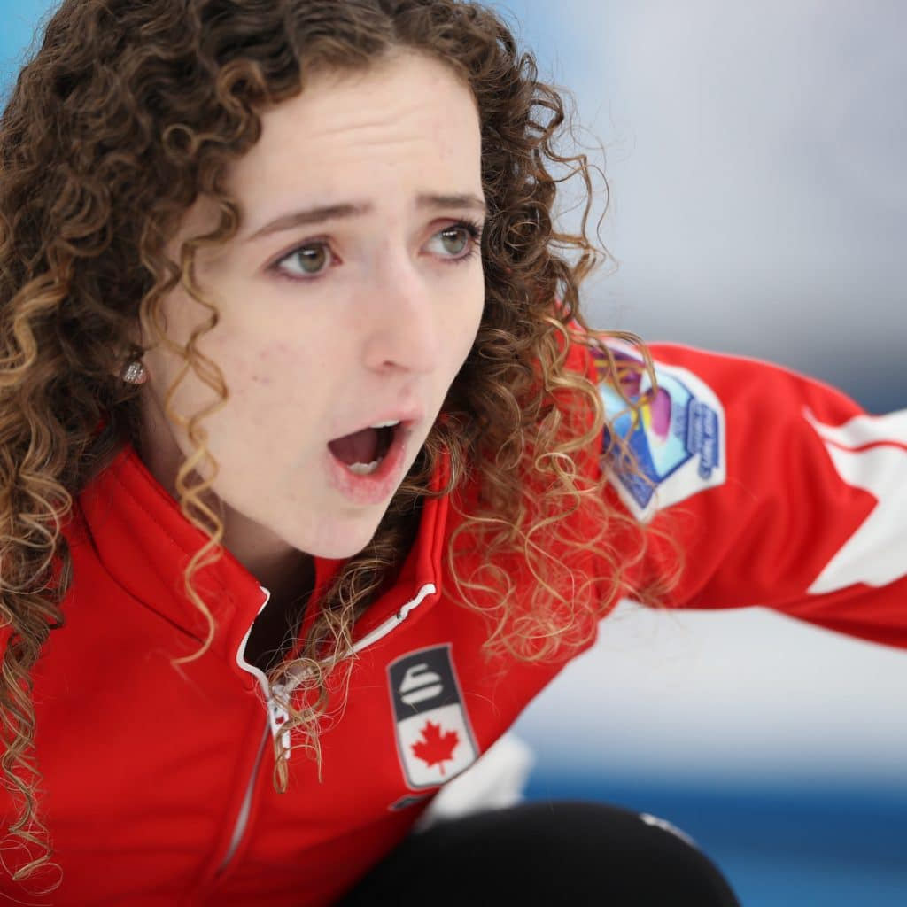 Curling Canada |   Underway at worlds!