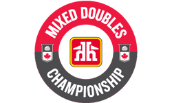 Home Hardware Canadian Mixed Doubles Championship logo