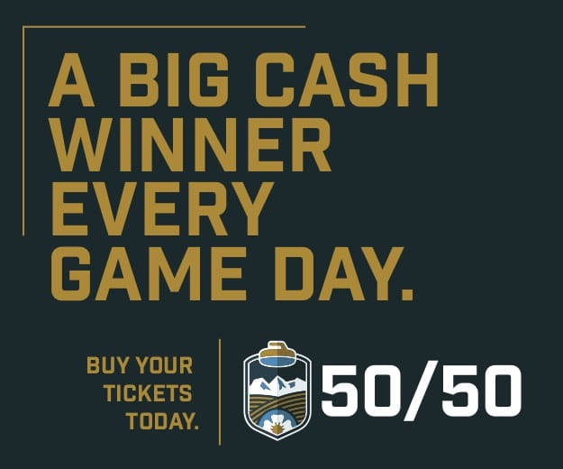 A Big Cash Winner Every Game Day. Buy Your tickets today for the Curling Alberta 50/50.