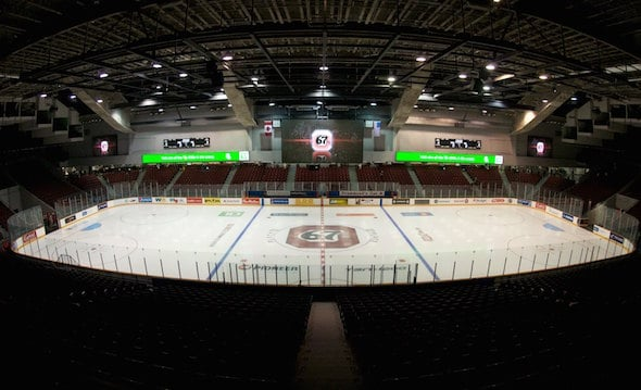 TD Place will play host to the 2016 Tim Hortons Brier, it was announced today. (Photo, courtesy TD Place)