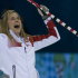 Sochi Ru.Feb20-2014.Winter Olympic Games.Gold Medal Game.Team Canada,skip Jennifer Jones.WCF/michael burns photo