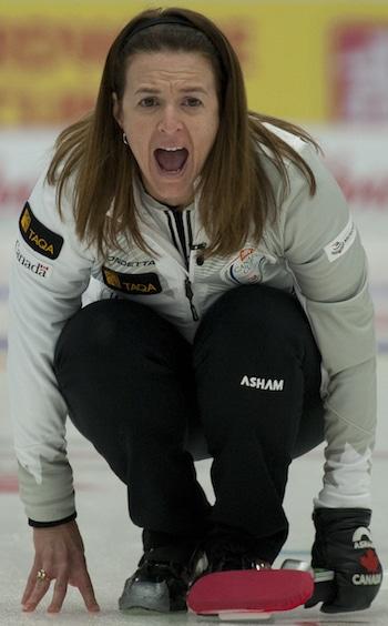 Heather Nedohin. (Photo, ACC / Michael Burns)