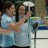 2014 Home Hardware Canada Cup of Curling, Camrose, Val Sweeting, Lori Olson-Johns, Dana Ferguson, Rachelle Brown, CCA/michael burns photo