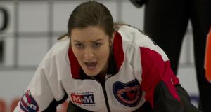 2015  Corner Brook Nfld, M&M  Meat Shops Canadian Jr.Curling Championship,  Ontario skip Chelsea Brandwood, CCA/michael burns photo