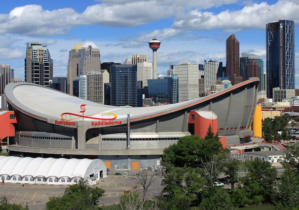 (Photo by Janette Ahrens/Calgary Flames)