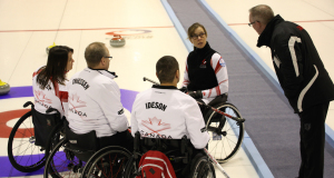 World Wheelchair Curling Championship 2015