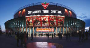 Ottawa Senators vs Calgary Flames