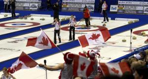 Saint John N.B.Mar20_2014.Ford World Woman's Curling Championship.Canada.CCA/michael burns photo