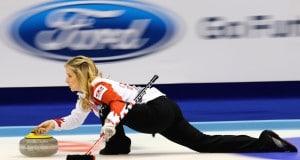 ZEN-NOH World Women's Curling Championship 2015, Sapporo, Hokkaido, Japan