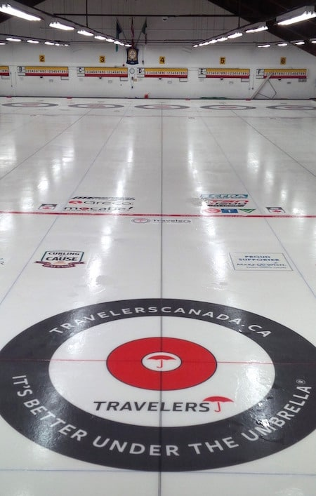 Le septième Curling Club Championship Travelers commence lundi à Ottawa Hunt and Golf Club