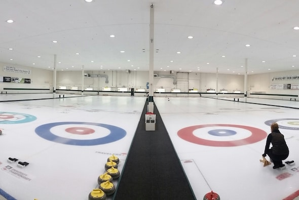 The Kelowna Curling Club will play host to the 2016 Travelers Curling Club Championship, it was announced today. (Photo, courtesy Kelowna Curling Club)
