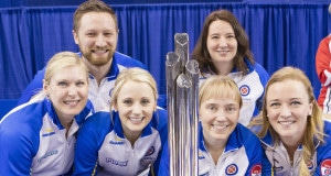 Team Alberta wins the Scotties, the 2016 Scotties Tournament of Hearts, the Canadian Womens Curling Championships, Grande Praire, Alberta