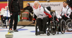 World Wheelchair Curling Championships, Lucerne, Switzerland
