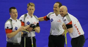World Men's Curling Championship 2016, Basel, Switzerland