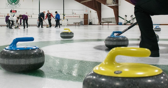 The 2017 Travelers Curling Club Championship will be played at the Cataraqui Golf and Country Club in Kingston, Ont. (Photos, courtesy Cataraqui Golf and Country Club)