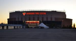 Canadian Tire Centre (Courtesy, Ontario Images)