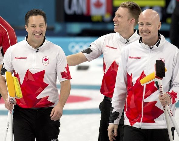 By Kevin Koe Team Canada Mens Skip