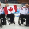 Canada claims gold medal at Wheelchair Worlds