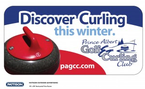 Discover Curling this Winter - Prince Albert Golf & Curling Club
