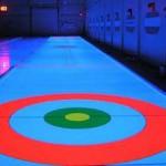 Glow in the Dark Curling
