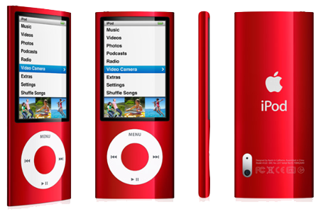 Get Social to Win a Custom Apple iPod Nano!