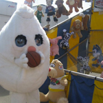 """Little Softie"" Takes in Old Home Week at Campbell's Midway"