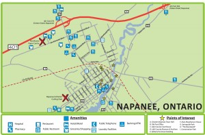 Napanee Amenities Mao
