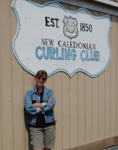 "Around the House: A virtual visit to the ""local"" curling club"