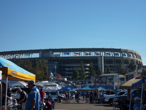 Between the Sheets: Judging the 5th Annual Iron Tailgater at Qualcomm Stadium