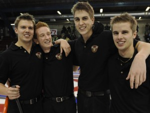 The Last End: Opportunities for Junior Curlers