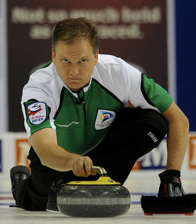 Brier Bound: The Road to the 2011 Tim Hortons Brier in London – West Region