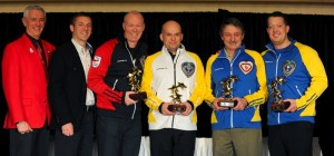 Brier all-stars and other Award winners announced