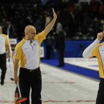 Team Manitoba Wins the 2011 Tim Hortons Brier
