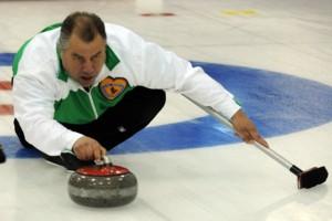 Brad Heidt of Saskatchewan