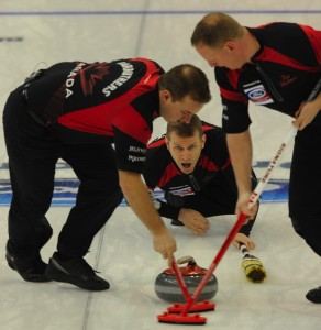 Canada, Scotland continue to roll at Ford World Men's
