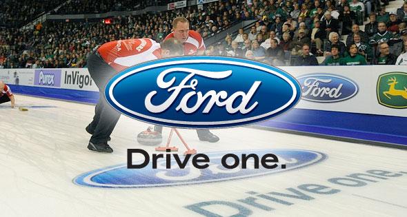 La Compagnie Ford Du Canada Renouvelle Son Entente Comme