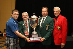 The Dominion MA Cup, presented by TSN was awarded to Alberta and Saskatchewan.