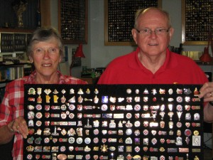 Red Deer Couple Collects a Lifetime of Curling Memories