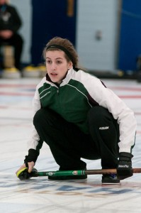 Featured Curling Athlete: Emily Gray